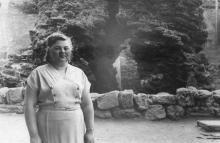 Грот Дианы, 1950-е годы