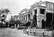 Дворец Разумовского в Одессе