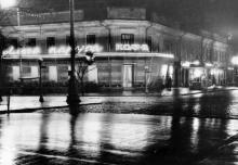 Дарибасовская угол Маркса (Екатерининская), фотограф Б.И. Польский, начало 1960-х годов