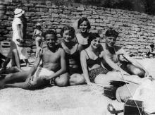 В Аркадии, 10 августа 1935 г.