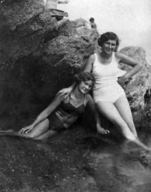 На 10-й станции Фонтана, 8 августа 1935 г.