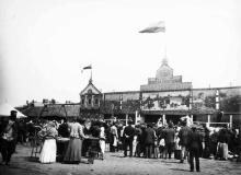 Балаганы на Куликовом поле, 1890-е годы