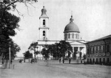 Петропавловская церковь, светопечать С.В. Кульженко