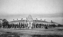 Ул. Канатная, 81, «Приют для привилегированных» (на месте админздания облсовета), 1890-е годы