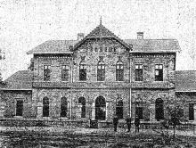 Убежище для отбывших наказание и бесприютных на Средне-Фонтанской дороге, ул. Канатная, 130
