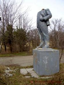 Парк Ленинского комсомола, февраль 2014 г.