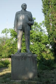 Парк Ленинского комсомола, 2011 г.