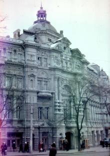 Ул. Садовая, фотограф В.Г. Никитенко, 1975 г.