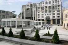 Греческая площадь, фотограф Вячеслав Теняков, 10 сентября 2014 г.