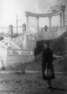 Аркадия, санаторий «Приморье», 1955 г.