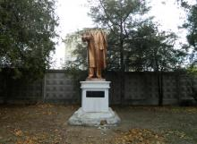 В пгт Таирово, 6 ноября 2014 г.
