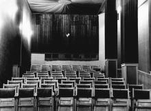Кинотеатр «Одесса», стереозал