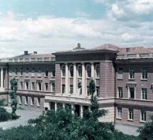Одесса, институт Филатова