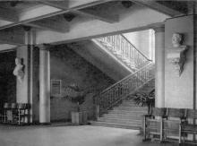 Одесса, в главном корпусе клиники Филатова