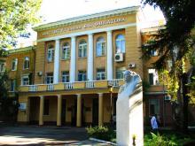 Одесса, институт Филатова, 2012 г.