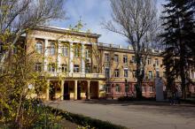 Одесса, институт Филатова, 2013 г.