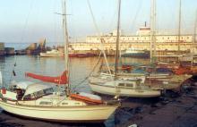 В Отраде, фотограф Marimatwo, 1993 г.