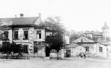 Одесса, начало ул. Преображенской