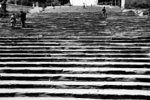 Одесса, Потемкинская лестница, конец 1920-х годов