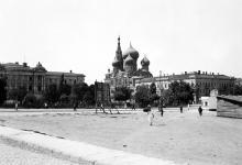 Одесса, привокзальная площадь