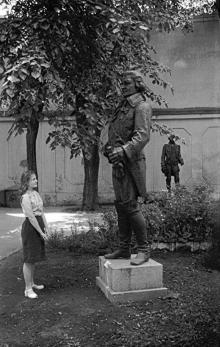 Одесса, ул. Халтурина (Гаванная), во дворе историко-краеведческого музея