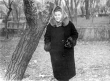 Одесса, в парке Ильича, фотограф Кенно Туоминен, 1976 г.
