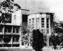 Одесса, спальный корпус санатория им. Ф.Э. Дзержинского