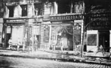 Пожар в Пассаже. 30 октября (ст.ст.) 1901 г.