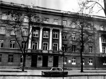 Одесса, ул. Горького, 13, техникум измерений, середина 1960-х годов