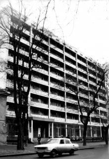 Одесса, ул. Островидова (Новосельского), 74/76, 1979 г.
