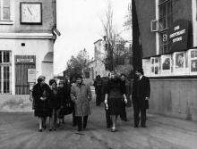 Одесса, на территории ПО  «Холодмаш», конец 1970-х годов