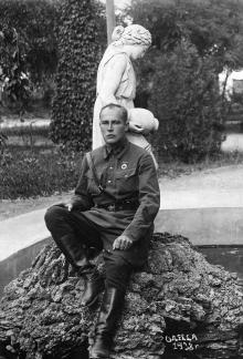 Одесса, в санатории им. Ф.Э. Дзержинского, 1938 г.