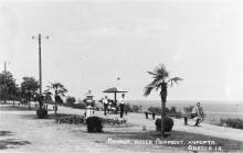 Примор. аллея Лермонт. курорта. Одесса. Почтовая карточка. 1935 г.