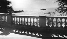Одесса. Аркадия. Набережная. Почтовая открытка, фотограф О. Малаховский. 1963 г.