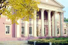 Одесса, художественный музей, 2000 г.