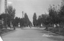 Одесса. Лермонтовский курорт