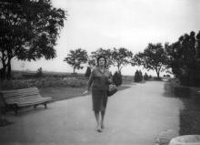 Одесса, санаторий им. Чкалова, 1964 г.