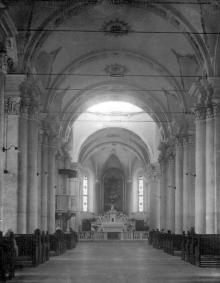 Одесса. Римо-католический собор внутри