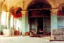 Одесса. В римо-католическом соборе. Ноябрь 1991 г.