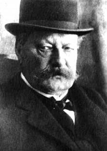 Основатель первого стационарного цирка в Одессе Альберт Саламонский