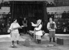 В Одесском цирке