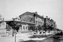 Одесса, в Валиховском переулке