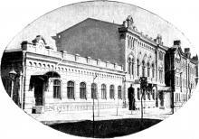 Одесса, Валиховский переулок