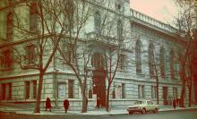 Одесса, ул. Пушкинская угол ул. Карла Либкнехта, фотограф В.Г. Никитенко, 1970-е годы