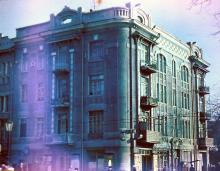 Одесса, ул. Вице-адмирала Жукова угол ул. Карла Либкнехта (Греческой), фотограф В.Г. Никитенко, 1970-е годы