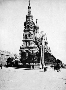 Одесса. Вознесенская (Мещанская) церковь