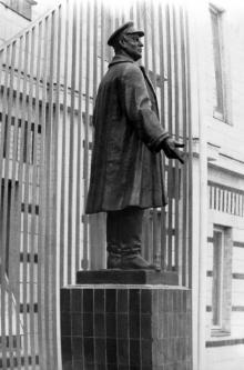 Одесса, на ул. Кирова, возле завода, 1980-е годы