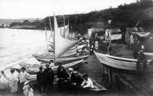 Одесса, Ланжерон, 1897 г.