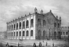 Одесса, ул. Еврейская, Главная синагога