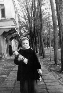 Одесса. На улице Воровского, 24, 1965 г.